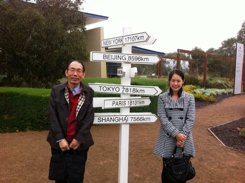 Tokyo a long way back home barossa valley tour