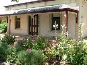 Accommodation in the Barossa Valley - acorn cottage
