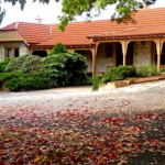 accommodation in barossa - marble lodge B&B
